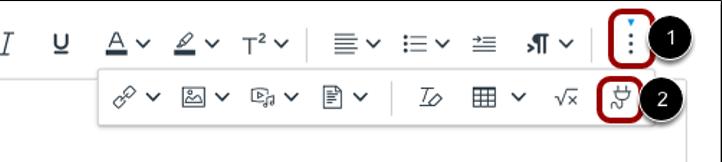 Enhanced Rich Content Editor