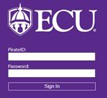 ECU Single Sign on