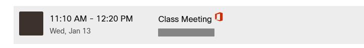 Image: Meeting Name
